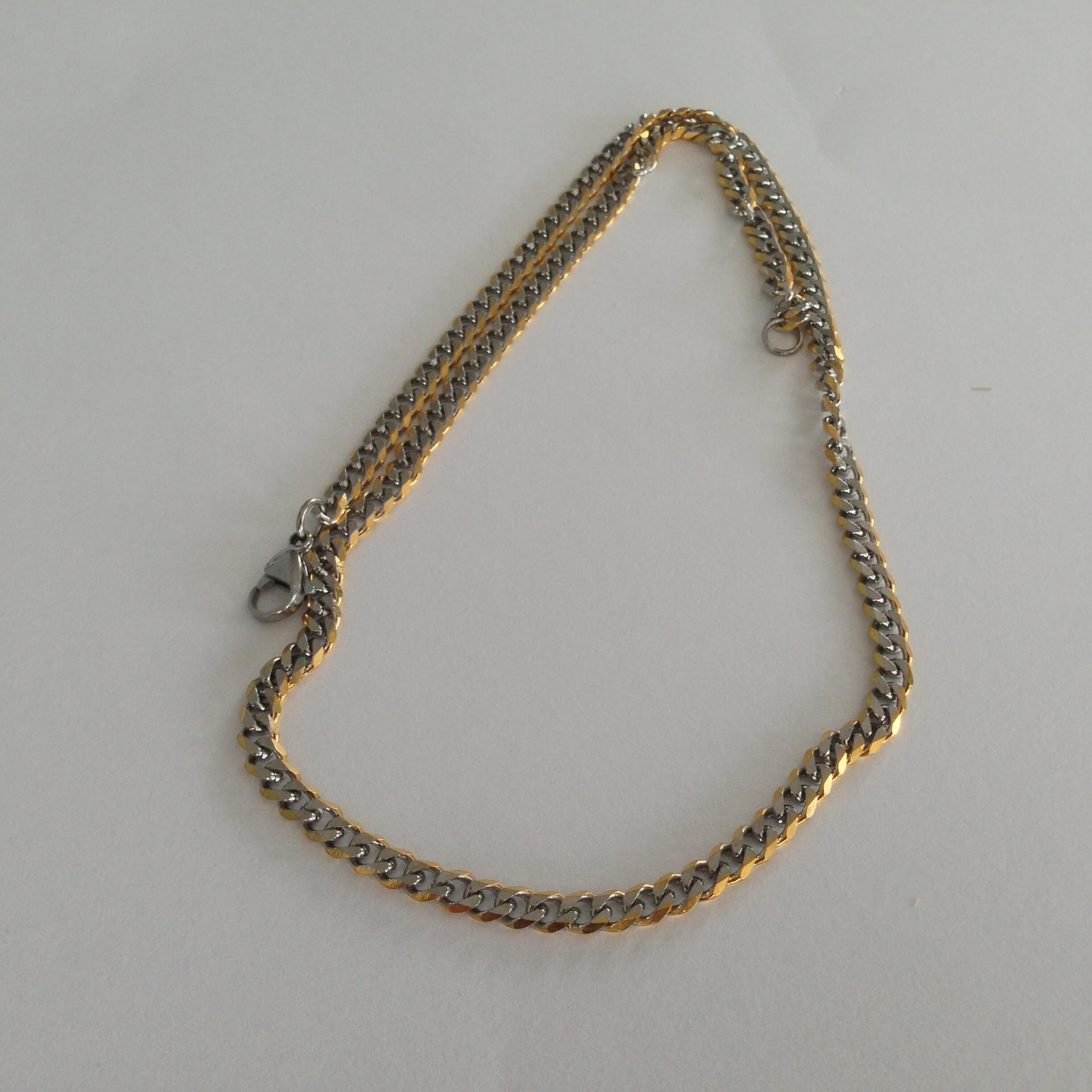 collier homme martinique