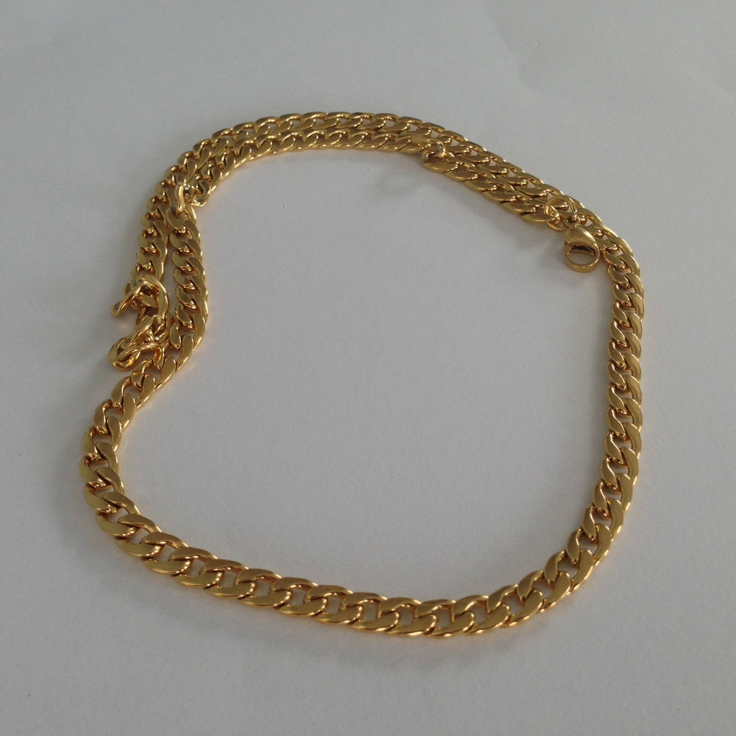 collier homme guadeloupe